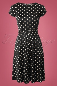King Louie  Betty Polkadot Dress  23094 20150121 0002W