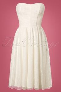 Steady Clothing Winnie Special White Tulle Dress 102 50 24681 20180801 0004W
