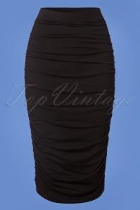TopVintage Boutique Collection Black Bodycon Skirt 120 10 26360 20180719 0001w