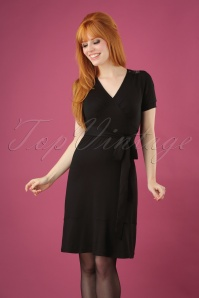 Vive Maria Black Vintage Dress 25163 5W