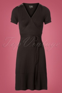 Vive Maria Black Vintage Dress 25163 1W