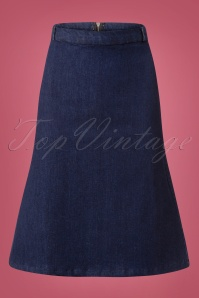 Danefae Denim Skirt  25463 20180725 0003W