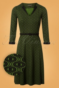 King Louie Lou Dress in Grass Green 25307 20180620 0003W1
