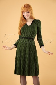 King Louie Lou Dress in Grass Green 25307 20180620 001W