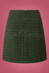 King Louie Olivia Skirt in Green 120 39 25289 20180807 0005w
