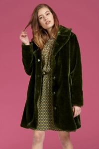King Louie Alba Coat in Oasis Green 152 40 25351 20180806 0014