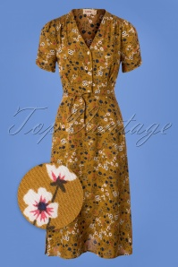 Louche Chatal Daisy Dress 108 89 25907 20180809 0002wv