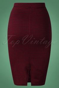 Vintage Chic 50s Luann Skirt Mustard 120 89 24496 20180810 0006W