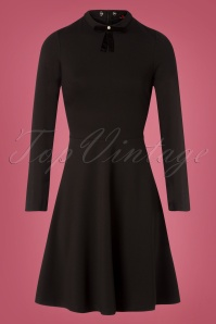 Bunny Ricci Dress in Black 100 10 25844 20180810 0015W