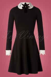 Bunny Ricci Dress in Black 100 10 25844 20180810 0002W