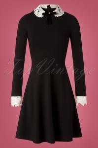 Bunny Ricci Dress in Black 100 10 25844 20180810 0002W