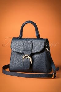 La Parisienne Handbag in Navy 212 31 26737 20180803 0014w