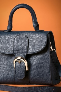 La Parisienne Handbag in Navy 212 31 26737 20180803 0014c