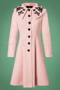 Bunny Pink Coat 25896 20180717 0001W