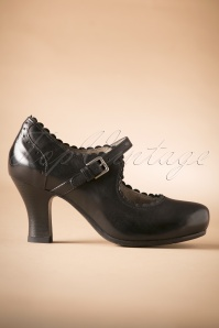 Miz Mooz Mary Jane Barcelona Black 402 10 26028 20180802 0012W