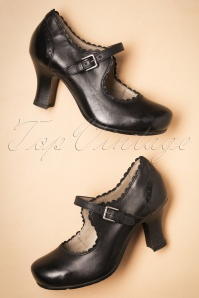 Miz Mooz Mary Jane Barcelona Black 402 10 26028 20180802 0007W