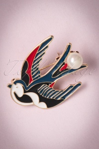 Collectif Clothing Swallow Brooch 340 39 25558 20180807 0009w