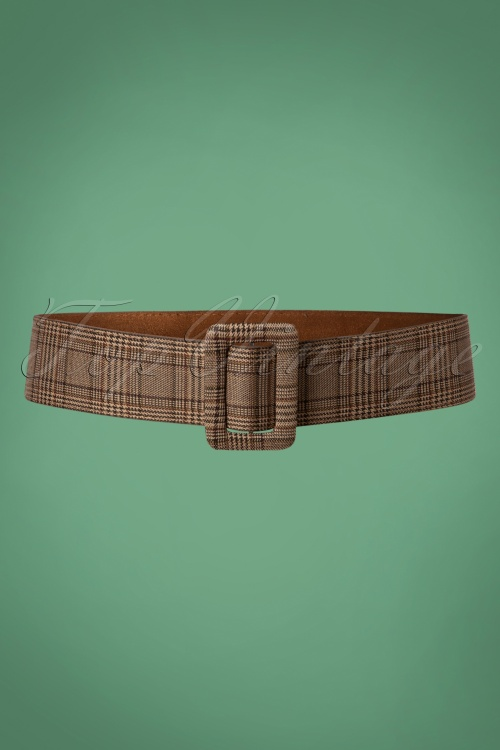 Collectif Courtney Belt Brown 230 79 25549 09082018 01W
