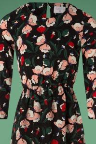 Compania Fantastica Sevilla Floral Dress 102 14 27038 20180815 0001V
