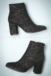 Fabulous Fabs Fabs Boots in Black 441 14 25468 20180802 0005W