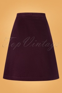 Mademoiselle Yeye Skirt With Pockets 122 20 25527 20180817 0002w