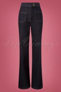 Mademoiselle Yeye High Waist Jeans 131 30 25521 20180817 0004w