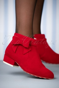 Lola Ramona Alice Red Hot Booties 441 20 25394 08152018 005W