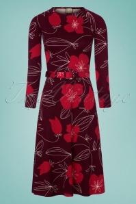 Mademoiselle Yeye Floral Dress 106 27 25515 20180817 0001w