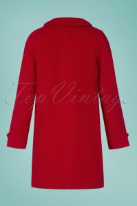 Mademoiselle Yeye Red Coat 152 20 25510 20180817 0004w
