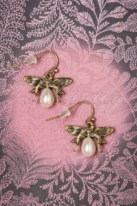 Lovely Bumble Bee Earrings 333 51 26478 08142018 002W