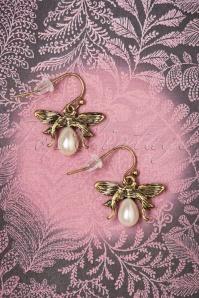 Lovely Bumble Bee Earrings 333 51 26478 08142018 002W