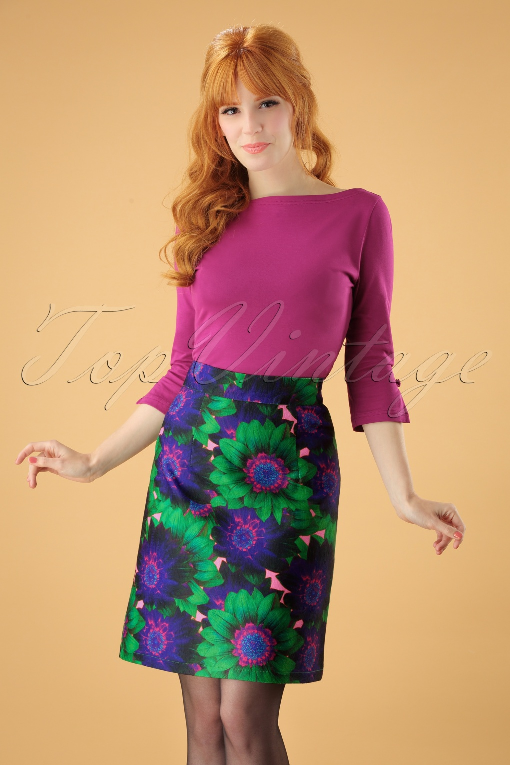 60s Skirts 70s Hippie Skirts Jumper Dresses