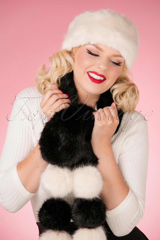 1950s Women's Hat Styles & History 50s Monroe Headband in Cream £21.96 AT vintagedancer.com