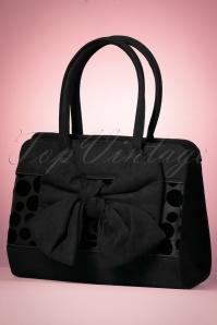 Ruby Shoo PolkadotBig Bow Handbag 212 10 25099 20180823 0012w