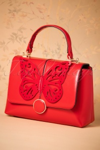 Banned Papilio Handbag Red 212 20 26172 07092018 009W