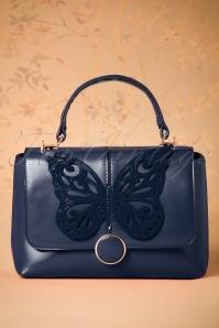 Banned Papilio Handbag Navy 212 30 26173 07092018 003W