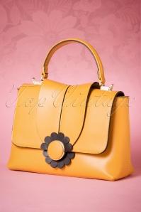 Banned Bellis Handbag Mustard 212 80 26156 07092018 003W