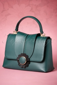 Banned Bellis Handbag Green 212 40 26155 07092018 007W