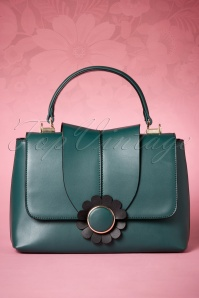 Banned Bellis Handbag Green 212 40 26155 07092018 002W