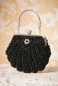 Banned Eleanor 20s Black Bag 212 10 26176 07102018 006W