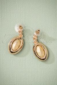 Glamfemme Earrings in Red Gold 330 20 26873 08212018 003W