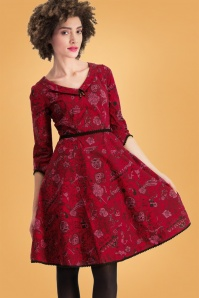 Blutsgeschwister So Long Lonely Roses Dress 102 27 26058 20180828 01