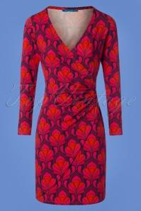 Lien en Giel Buenos Aires Red Dress 100 69 25453 20180824 0002W