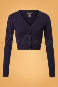 Collectif Clothing Kimberly Knitted Bolero 140 31 24791 20180626 0007W