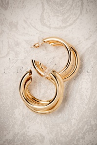 Glamfemme Earrings in Gold 331 91 26865 08212018 008W