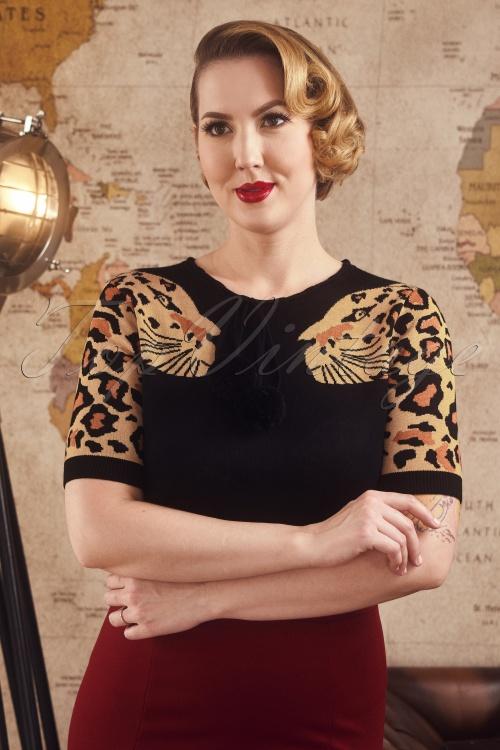 Vixen Natalia Leopard Top 113 10 25053 20180828 1W