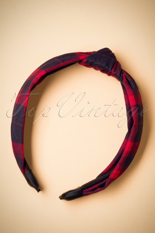 Darling Divine Red Hairband 208 27 26907 08282018 004W