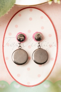 Sweet Cherry Flower Earrings 333 14 26987 08302018 007W