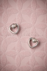 Darling Divine Heart silver earrings 330 92 26891 08282018 004W