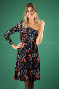 Traffic People  The Unforgetful One Shoulder Dress 102 14 25337 20180816 1W